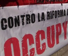 Occupy arriva anche a Roma: #occupywelfare