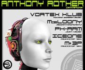 6 Aprile. Anthony Rother @ Loa Acrobax
