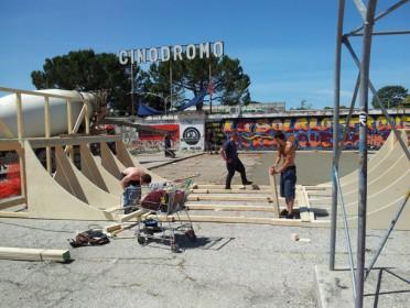 Skate Park Opening 27-5-12