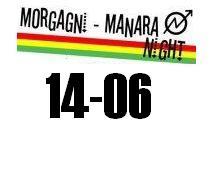 14 Giugno | Morgagni e Manara night