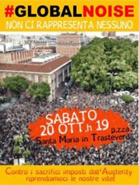 20 Ottobre | Global Noise Roma