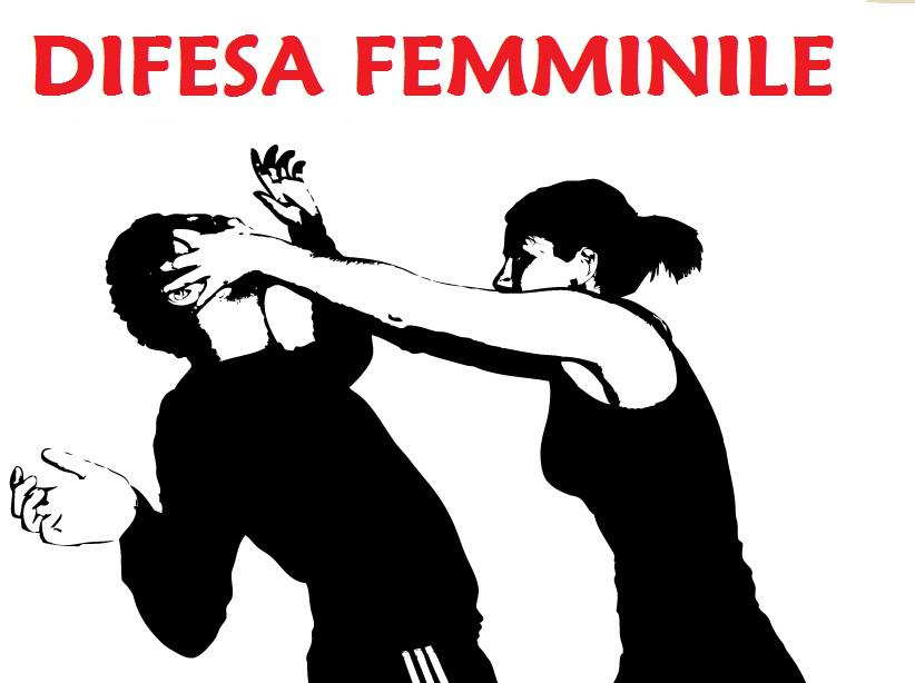 30 Ottobre | Stage di difesa femminile