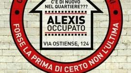 Alexis, nuova casa di precari e precarie (+Video)
