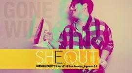 23 Febbraio | SHeOUT PARTY
