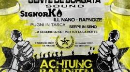 24 Aprile | Achtung Banditen 2. Gente de Borgata