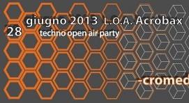 28 Giugno | Techno open air party