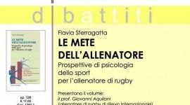 26 Giugno | Presentazione in anteprima LE METE DELL'ALLENATORE di Flavia Sferragatta