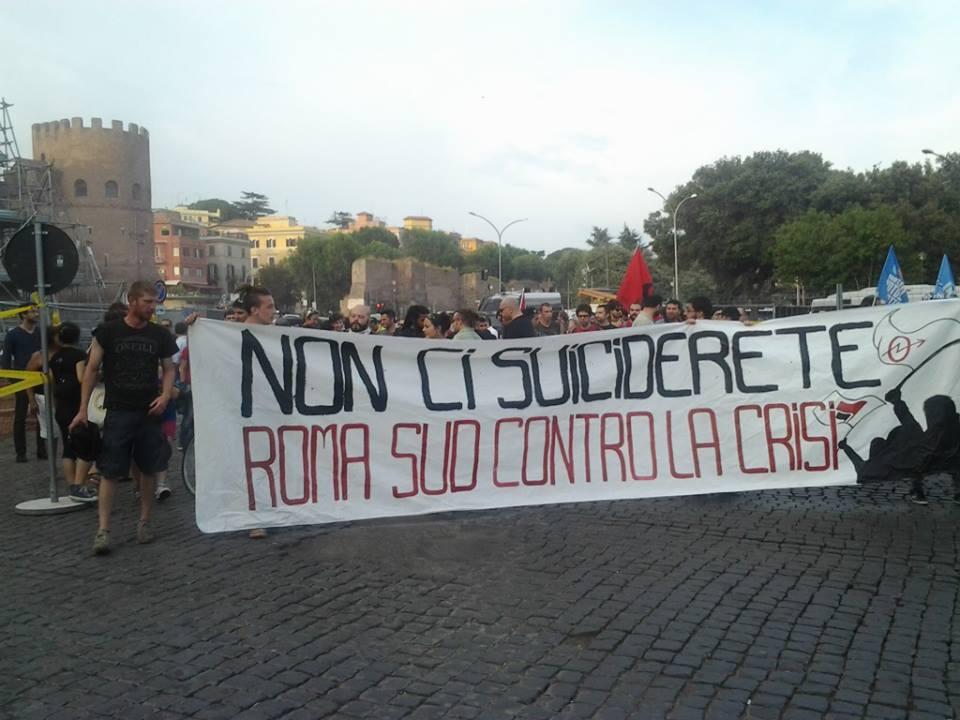 """""""Siete la democrazia che uccide"""" – Comunicato Stampa di Alexis Occupato"""