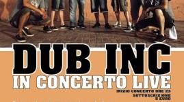6 Dicembre | Dub Inc in concerto live