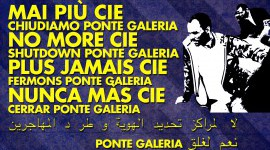 Sabato 15 Febbraio | Chiudiamo Ponte Galeria!