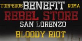 Venerdi 11 Aprile | Benefit Rebel Store