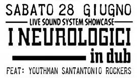 Sabato 28 Giugno | I Neurologici in dub. Percorsi sonori a sostegno dei NOTAV.