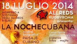Venerdi 18 Luglio | La Noche Cubana
