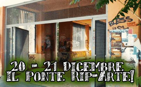 20 e 21 Dicembre | Il Ponte rip-arte!
