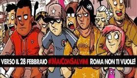 3 Marzo | Presidio a Regina Coeli #maiconsalvini