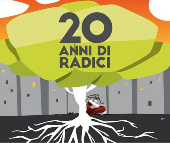Sabato 30 Maggio | Venti anni di Radici nel Cemento