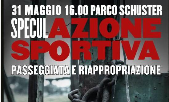 Domenica 31 Maggio | SpeculAzione Sportiva: passeggiata e riappropriazione