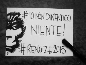RNZ 015: #ionondimentico