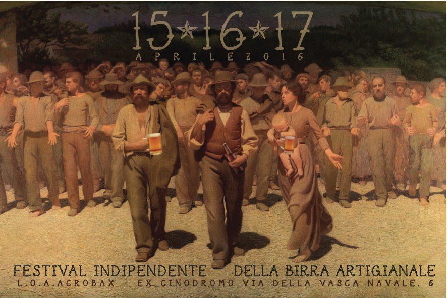 15-16-17 Aprile | FESTIVAL INDIPENDENTE DELLA BIRRA ARTIGIANALE