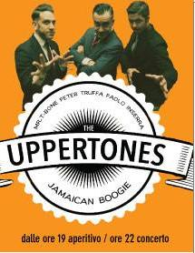 15 Luglio/The Uppertones live at Acrobax
