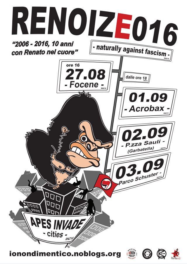 RenoizE 2006 ★ 2016 #ionondimentico