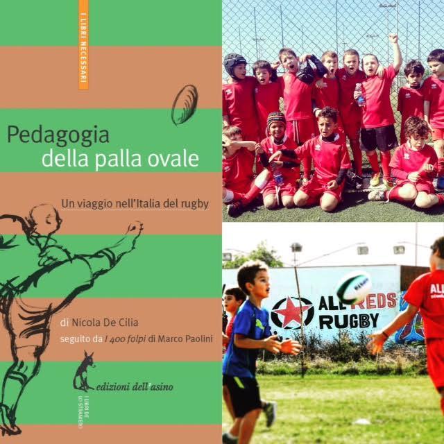 Sabato 17 Settembre/MINI RUGBY ALL REDS stagione sportiva 2016/17