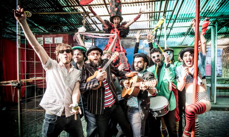 Sabato 8 ottobre/The Reggae Circus - special edition for the Murgafest