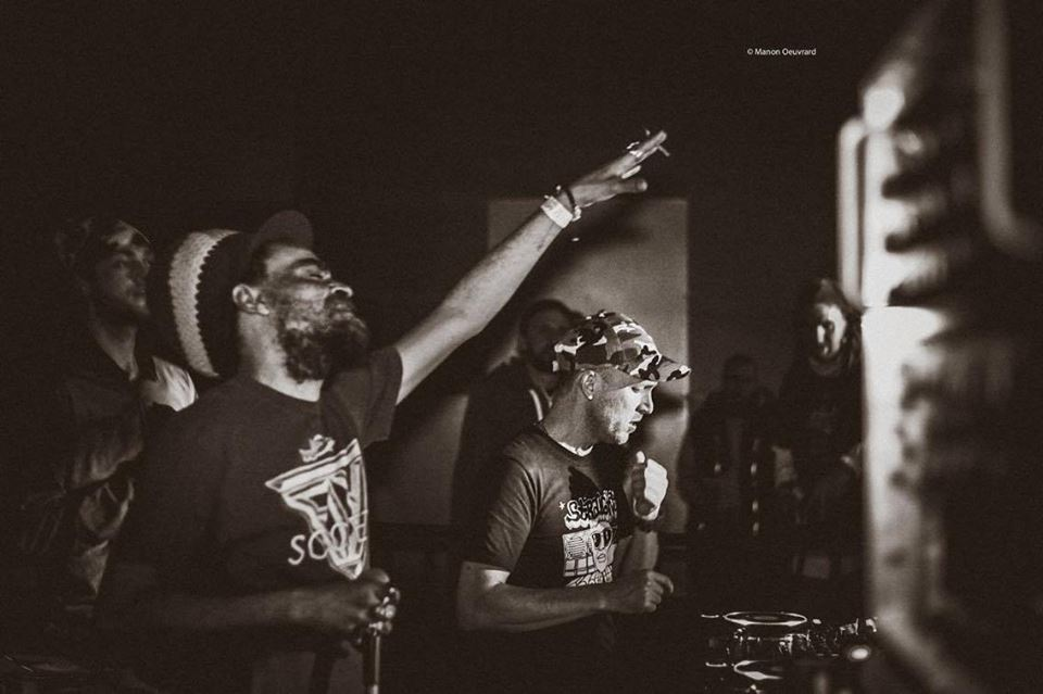 Sabato 19 Novembre/Dubateers ft Brother Culture