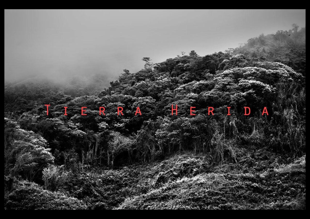 """Giovedì 1 dicembre/Presentazione reportage fotografico """"Tierra Herida"""""""