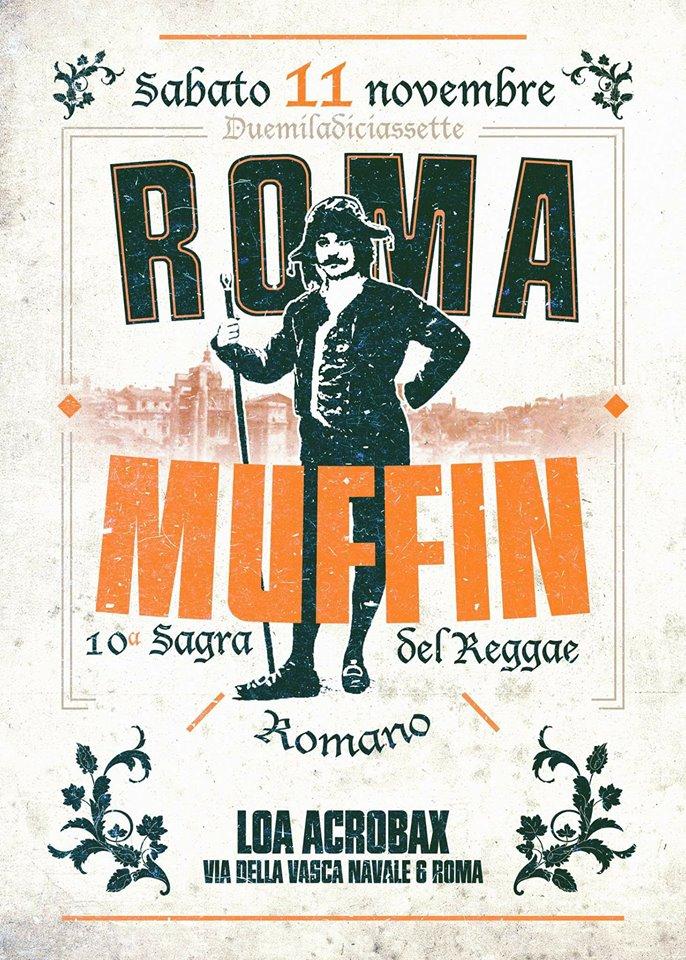 Sabato 11 Novembre/ Roma Muffin