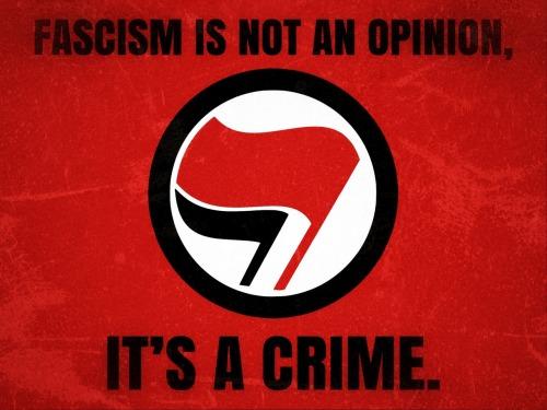 Nessuna legittimazione mediatica del neofascismo. Neanche in nome della campagna elettorale