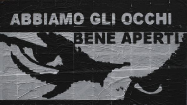 Da Roma verso Genova abbiamo gli occhi ben aperti