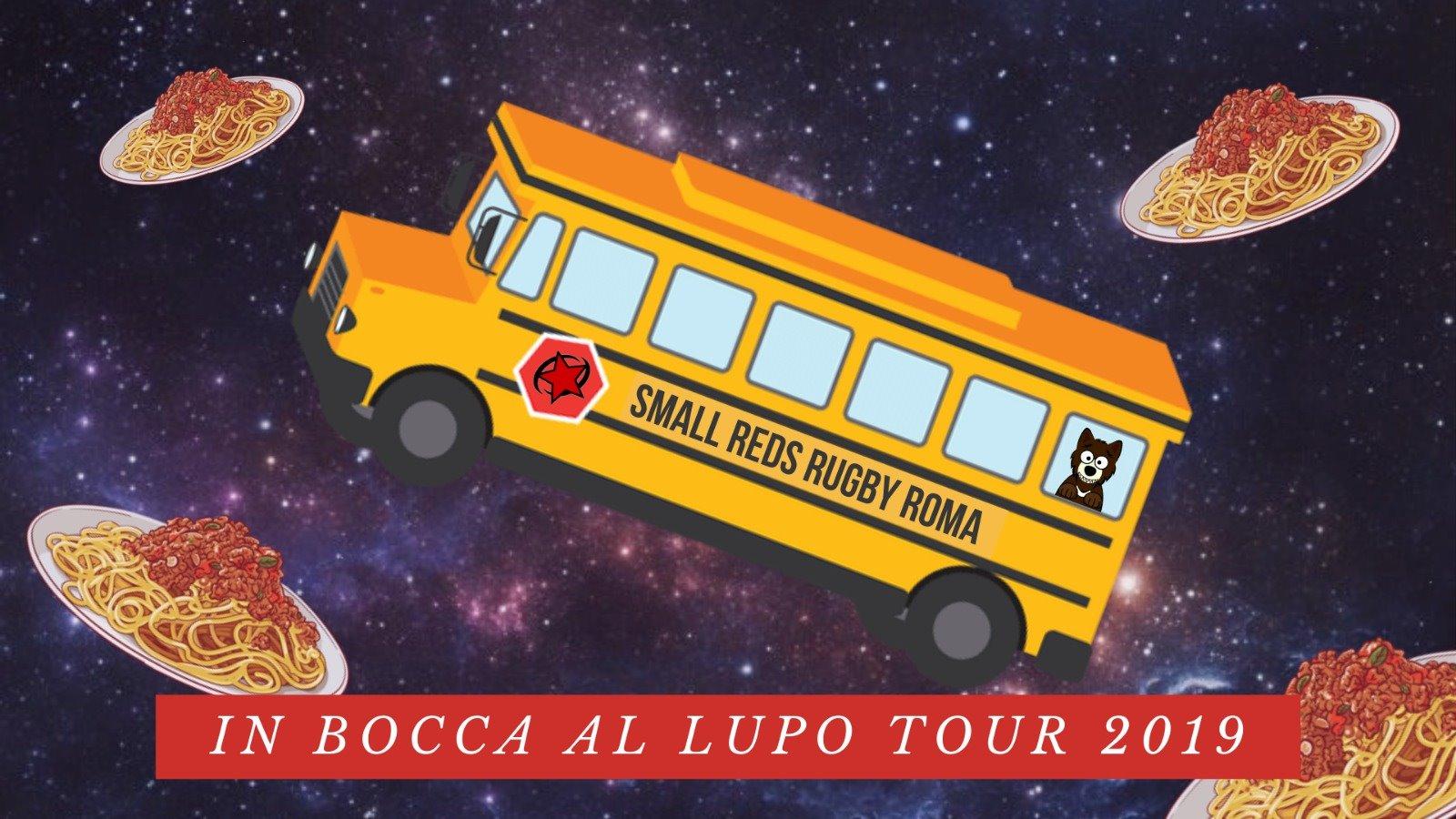 Sabato 11 Maggio/In Bocca Al Lupo Tour 2019