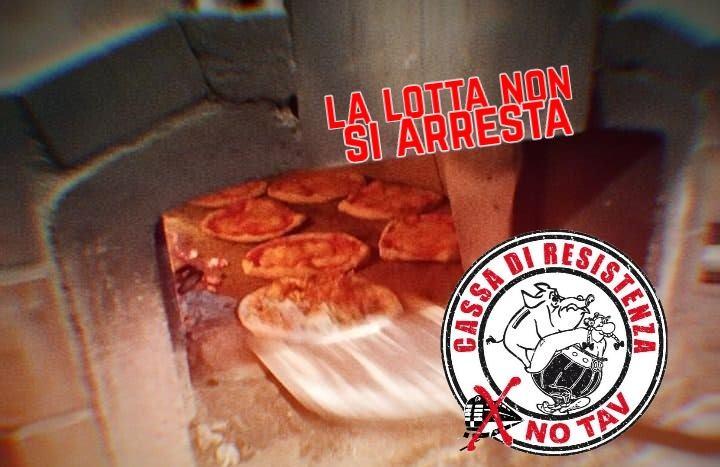 "Mercoledì 12 Febbraio/Pizzata No Tav e proiezione ""Archiviato"""